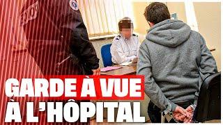 Un tribunal à l'hôpital : au coeur de l'unité médico-judiciaire