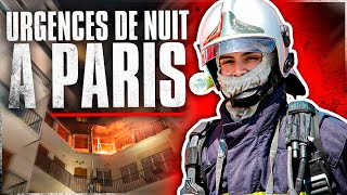 Urgences de nuit à Paris : aucun répit !