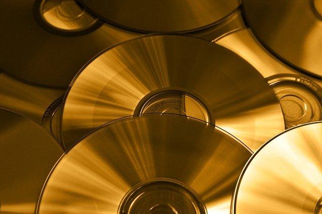 Hurricane Entertainment, duplication et pressage CD, DVD et vinyle