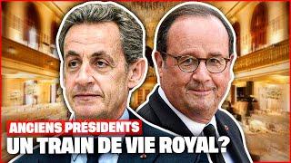 Anciens présidents : un train de vie royal ?