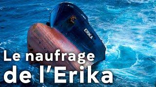 Belle-île, les fantômes de l'Erika
