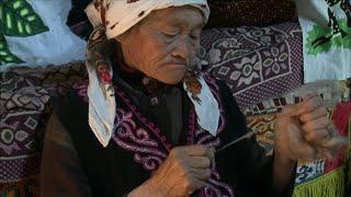 En Mongolie, les traditions des anciens Scythe survivent
