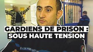 Gardiens de prison : des hommes sous haute tension