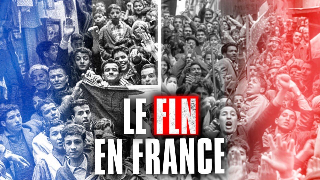 Guerres secrètes du FLN en France
