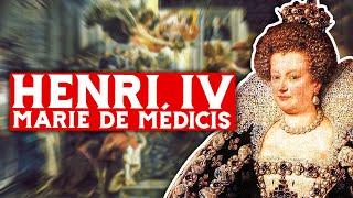 Henri IV et Marie de Médicis