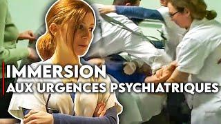 Immersion aux Urgences Psychiatriques