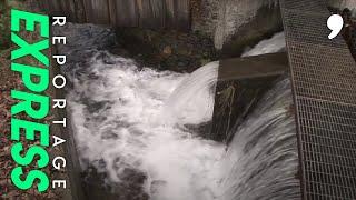 Je réhabilite une centrale hydraulique