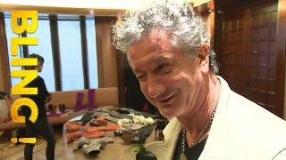 Jean-Michel, le frenchy chausseur de stars