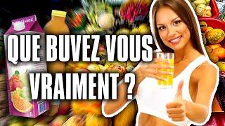 Jus de fruits multivitaminés : que buvez-vous vraiment ?
