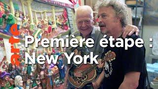 Documentaire L'Amérique de Bob Dylan (1/5)   ARTE