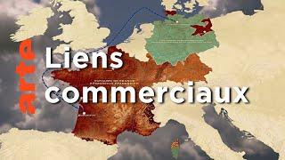 La route des marchands | France - Allemagne, une histoire commune