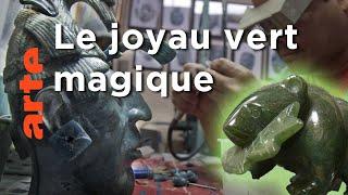 Documentaire Le jade du Guatemala   Sur la piste des pierres précieuses