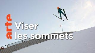 Le saut à ski féminin prend son envol