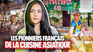 Les aventuriers de la cuisine asiatique