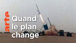 Les missiles de l'incontrôlable M. Kadhafi