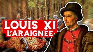 Louis XI, l'araignée (1461 à 1483)