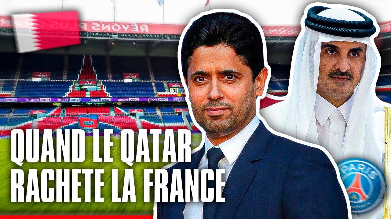Qatar : comment il rachète la France