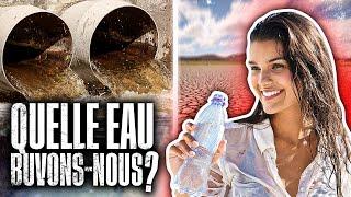 Quelle eau buvons-nous vraiment ?