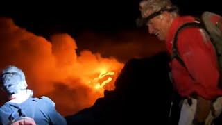 Volcan : tourisme de l'extrême !