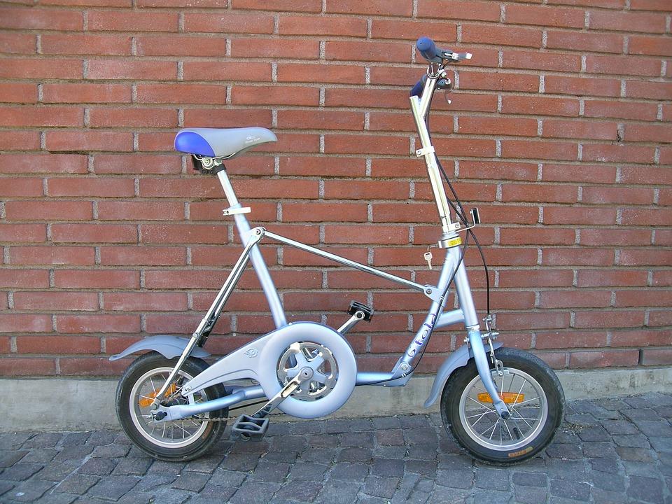 Les vélos électriques pliants