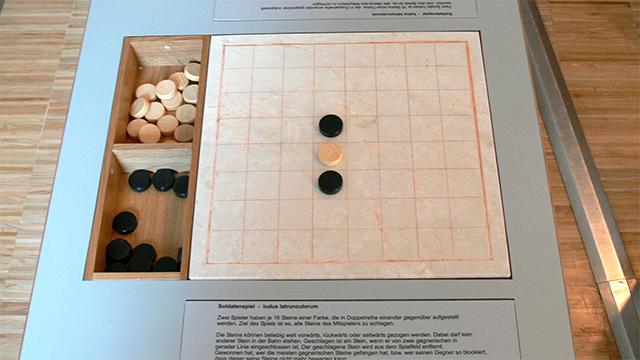 Un jeu de société vieux de 1700 ans a été retrouvé à l'Ouest de la Norvège !